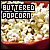 Snacks & Junk Foods: Buttered Popcorn: