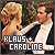 The Vampire Diaries: Caroline and Klaus: