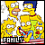 The Simpsons: Simpson Family: